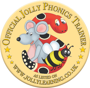 Jolly Phonics trainer